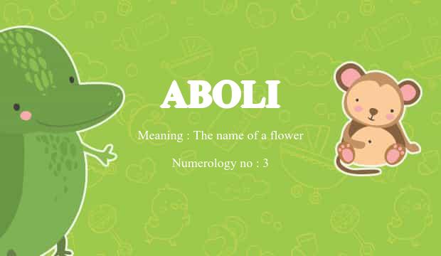 aboli name
