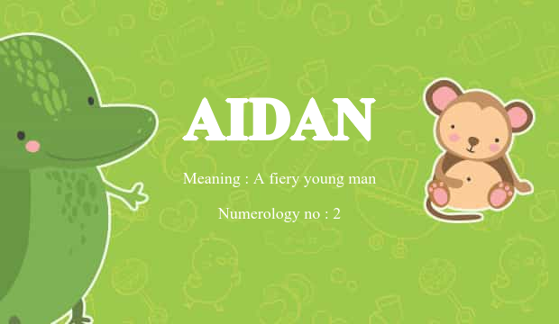 24++ Aiden hindu name information