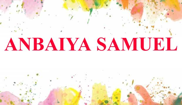 Anbaiya Samuel Name Meaning