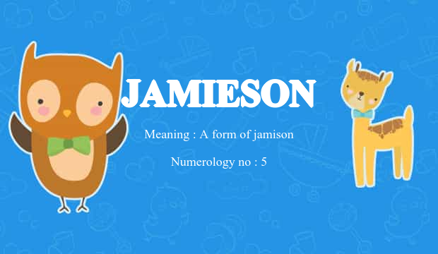 39+ Baby name meaning jameson ideas