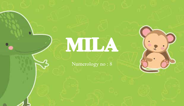 35+ Mila christian name meaning information