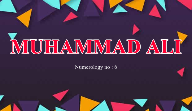 muhammad ali name meaning