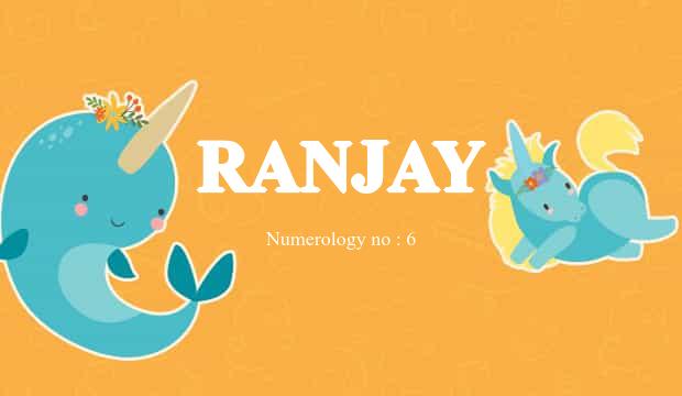 ranjay name