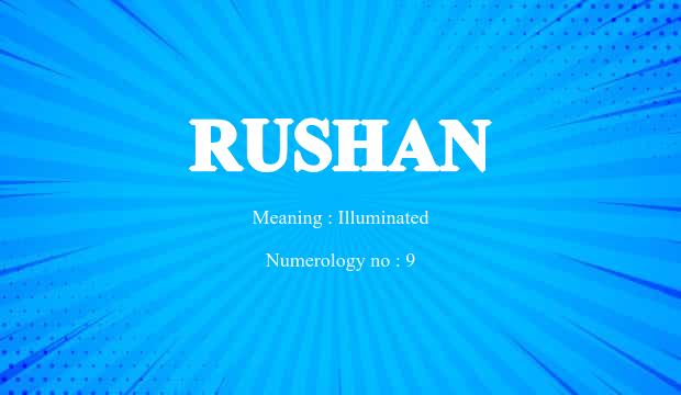 rushan name hd