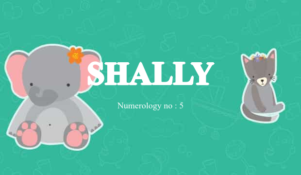 shally name