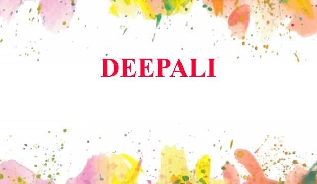 of name deepali