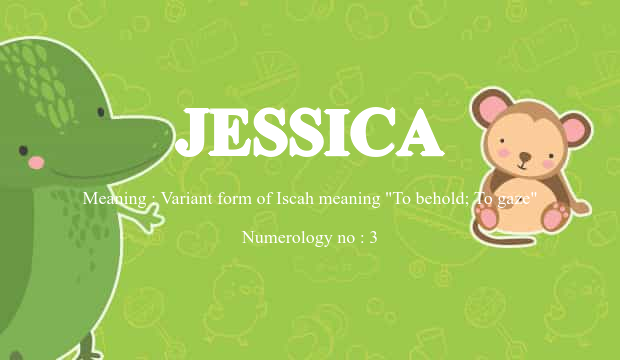 Jessica Name Meaning