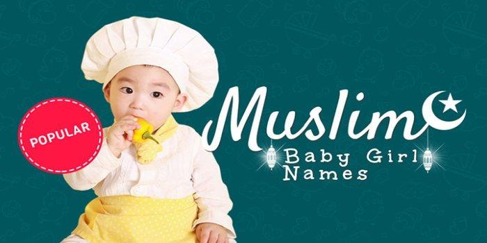 Popular Muslim girl babynames