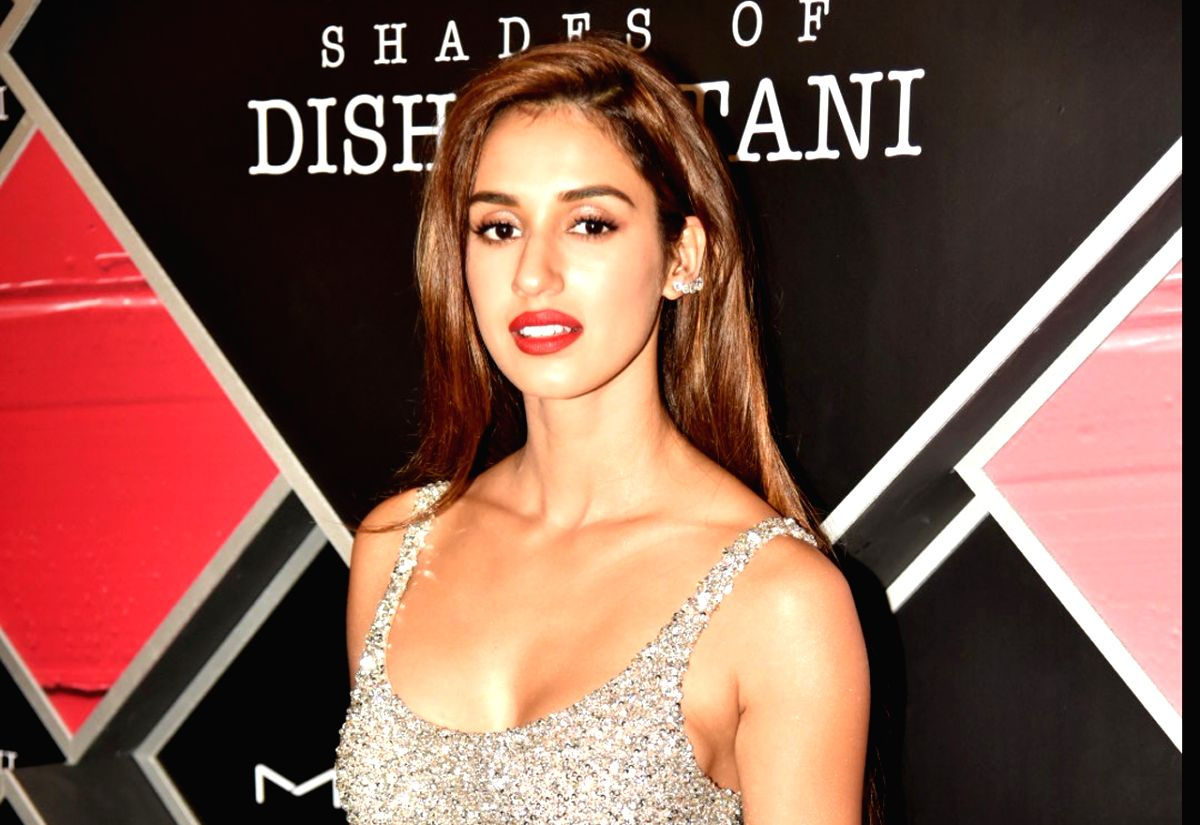 Malang Actress Disha Patani Is A Flawless Beauty In Baby Pink Spotted With Tiger Shroff For Lunch