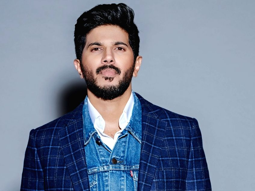 My hands shake while doing intimate scenes: Dulquer