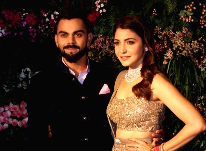 Anushka Sharma And Virat Kohli Dress To Kill As Alia Bhatt