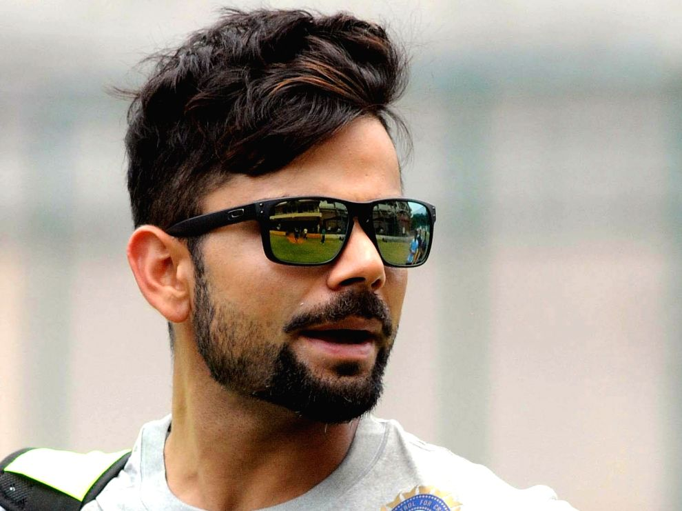 Virat Kohli Welcomes 2020 With A New Look Notching Up His