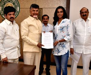PV Sindhu appointed as Group-I officer in Andhra Pradesh