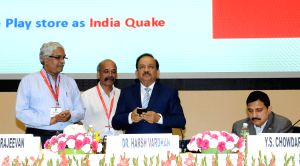 Harsh Vardhan launches