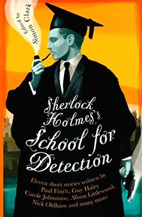 A collection of new Sherlock Holmes cases featuring him as an instructor in the science of detection(Image Source: IANS News)