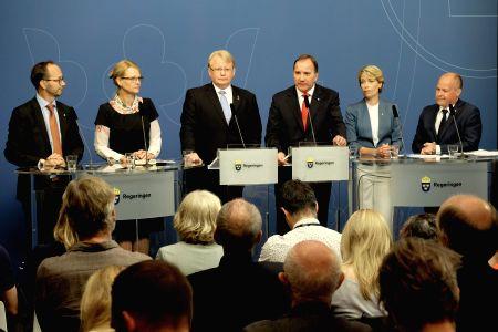 SWEDEN-STOCKHOLM-CABINET-RESHUFFLE