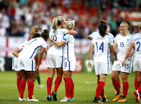 NETHERLANDS-UEFA-WOMEN'S EURO-2017-GROUP-ENGLAND-PORTUGAL