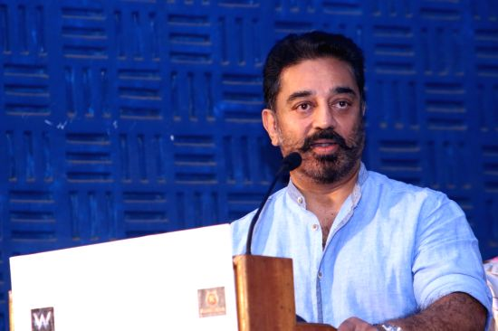Actor Kamal Haasan