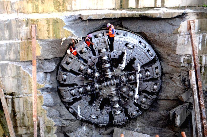 tunnel boring machine nasa - photo #10