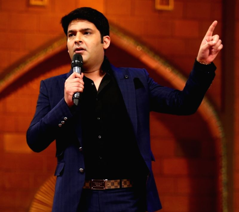 Actor and stand-up comedian Kapil Sharma. (File Photo: IANS)