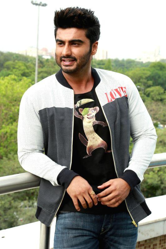 Actor Arjun Kapoor.