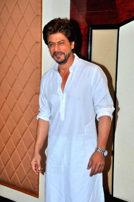 Actor Shah Rukh Khan.