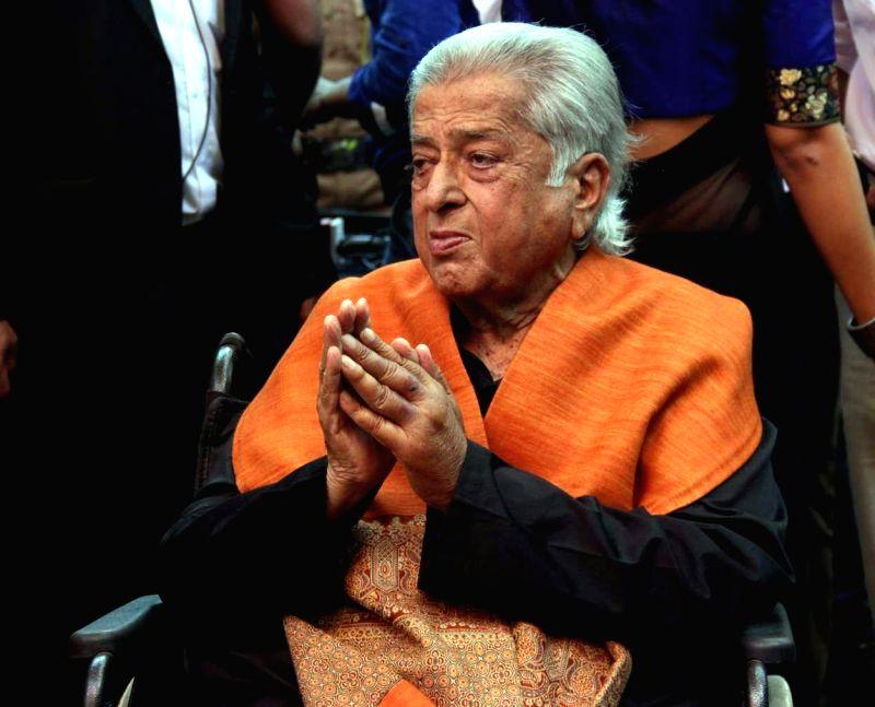 Actor Shashi Kapoor. (File Photo: IANS)