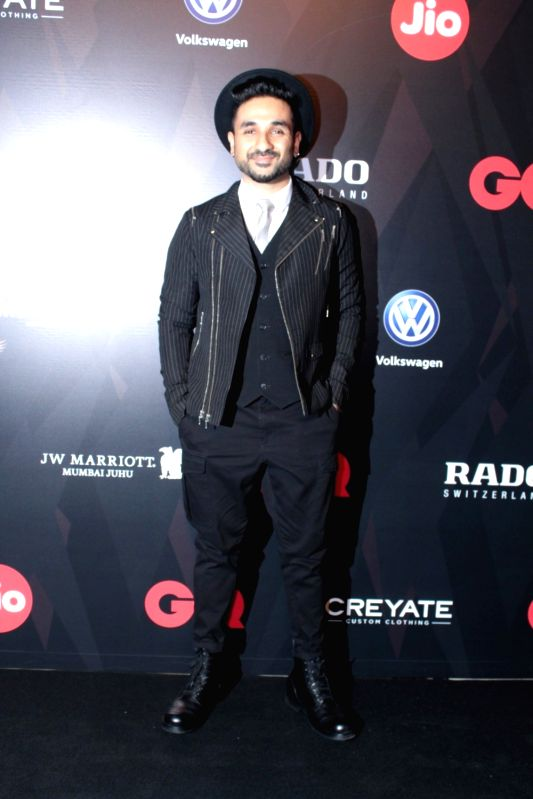 Actor Vir Das during the GQ Best Dressed 2017 in Mumbai, on June 3, 2017.
