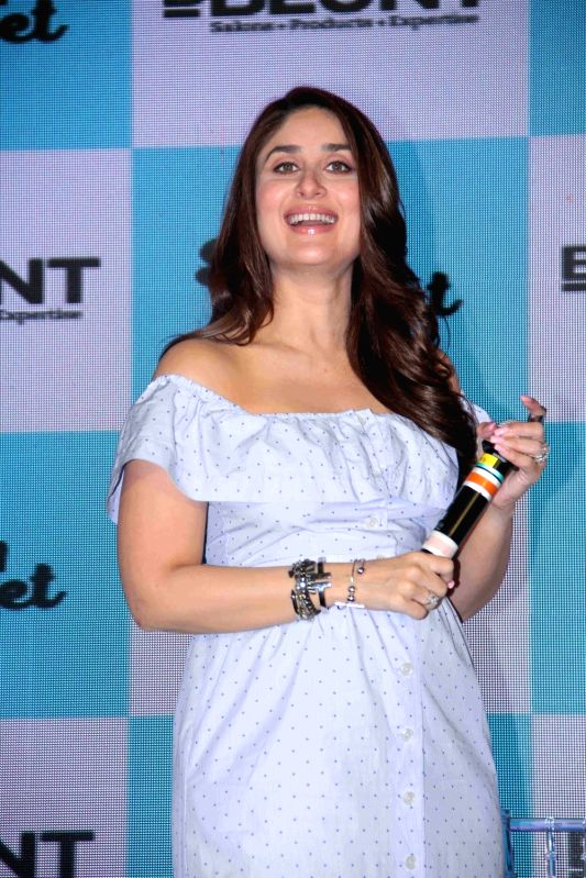 Kareena launches bblunt salon secret for B blunt salon price list