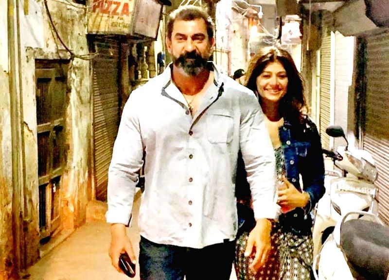 Image result for nawab shah and pooja batra