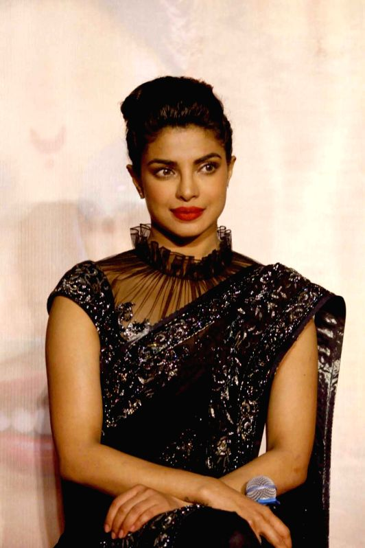 Actress Priyanka Chopra. (Image Source: IANS)