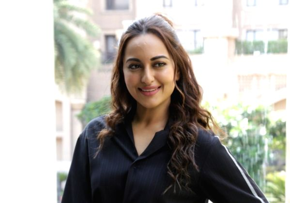 Actress Sonakshi Sinha(Image Source: IANS News)