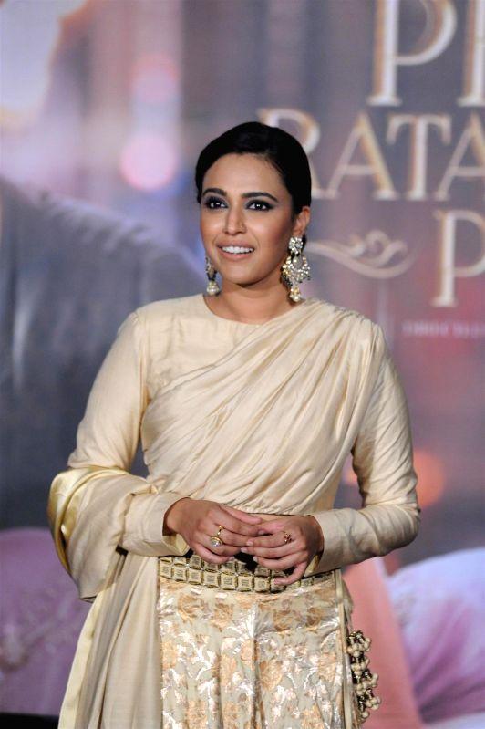 Actress Swara Bhaskar. (File Photo: IANS)