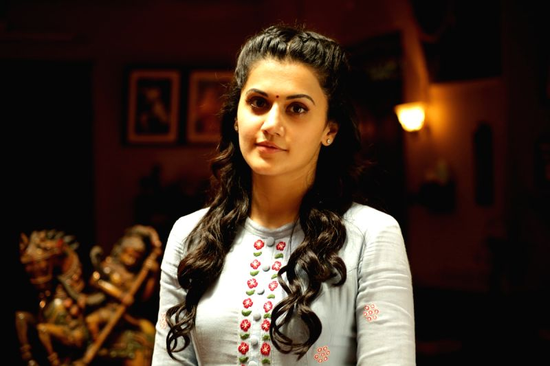 Actress Taapsee Pannu(Image Source: IANS)
