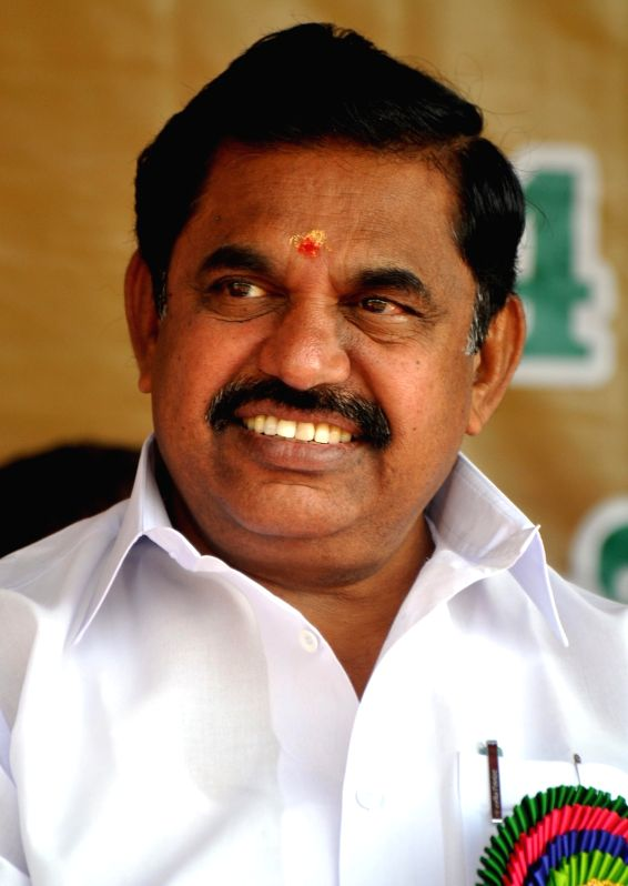 AIADMK leader E. Palanisamy.(Image Source: IANS)