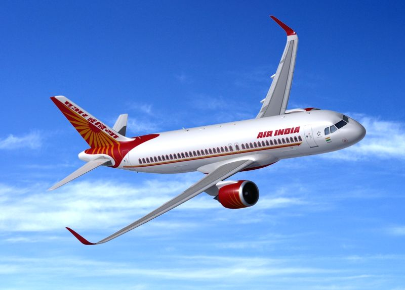 Air India. (Image Source: IANS)