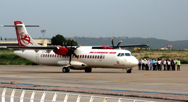Alliance Air. (Image Source: IANS)