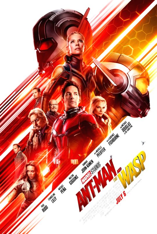 Ant-Man and The Wasp(Image Source: Twitter/@AntMan)