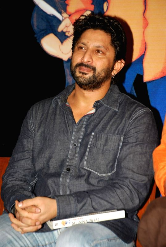 Actor Arshad Warsi