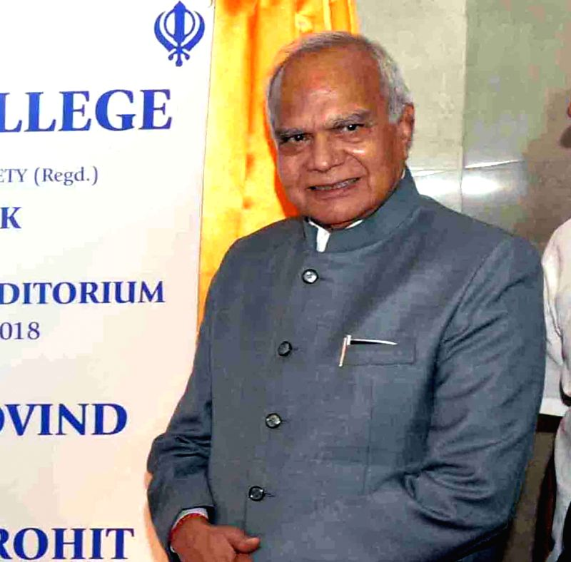 Banwarilal Purohit. (File Photo: IANS)(Image Source: IANS News)