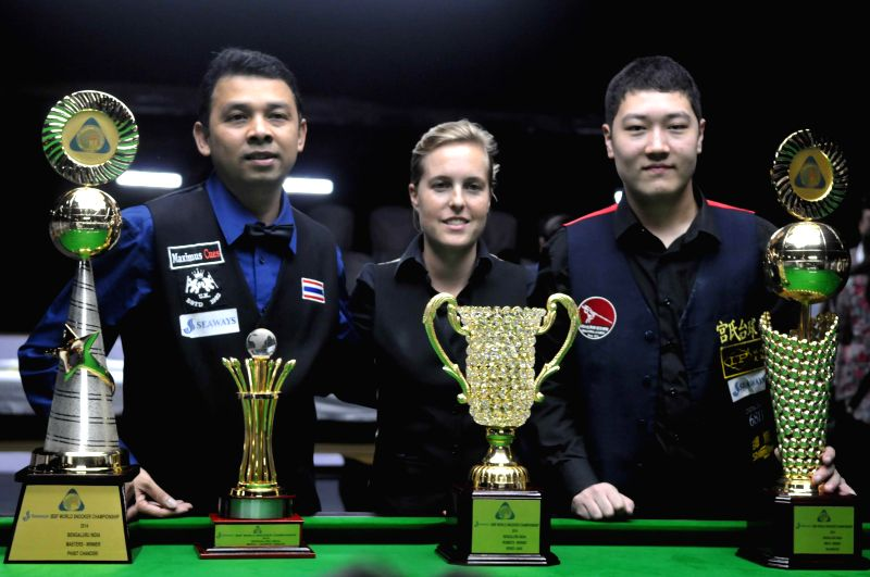 masters winners snooker