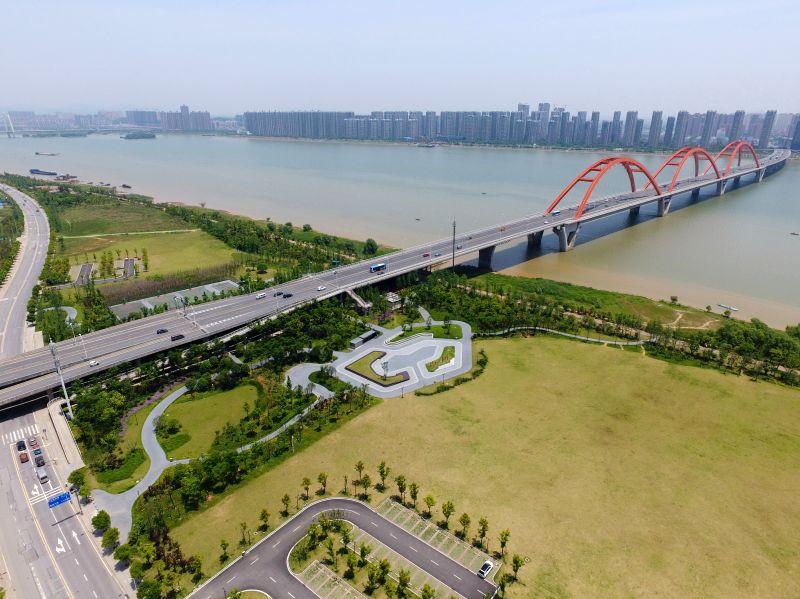 CHINA-HUNAN-CHANGSHA-ENVIRONMENT-PARK