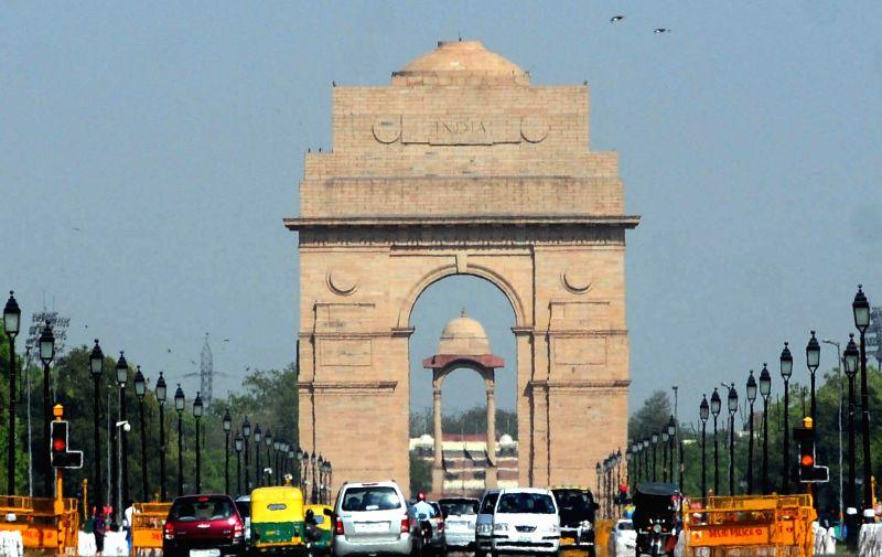 Clear day in Delhi. (File Photo: IANS)