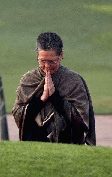 Congress chief Sonia Gandhi. (File Photo: IANS)