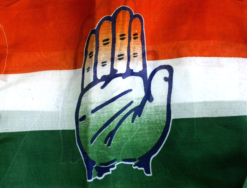 Congress. (Image Source: IANS)