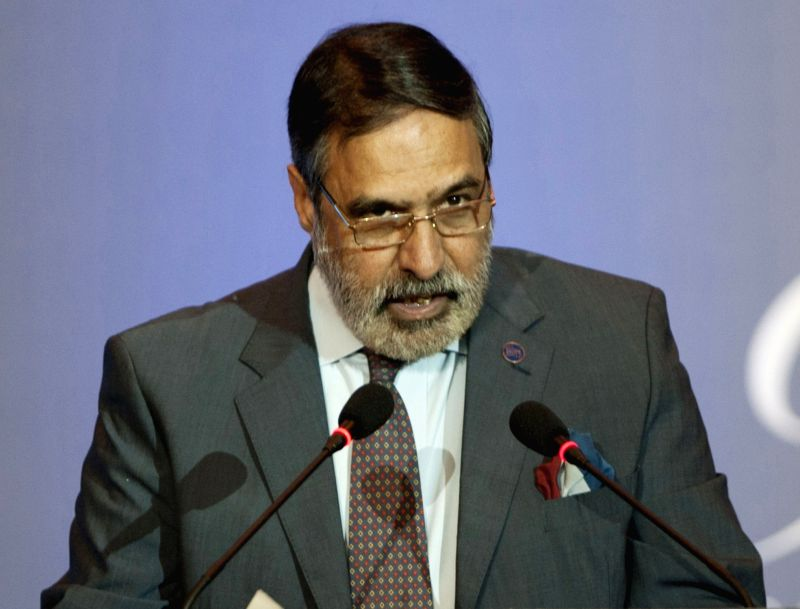 Congress leader Anand Sharma. (Image Source: IANS)