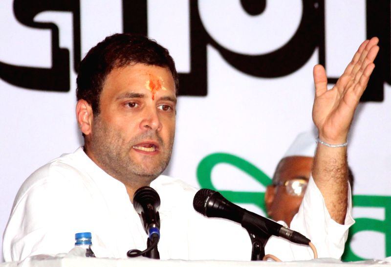 Congress leader Rahul Gandhi. (File Photo: IANS)