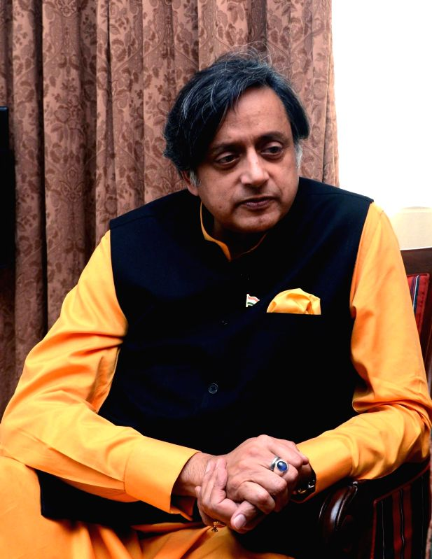 Shashi Tharoor to stay off Twitter 'for a while'