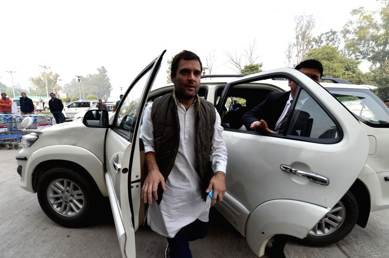 Congress vice president Rahul Gandhi. (File Photo: IANS)