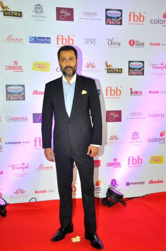 Filmmaker Abhishek Kapoor during the grand finale of fbb Femina Miss India 2017 in Mumbai, on June 25, 2017.
